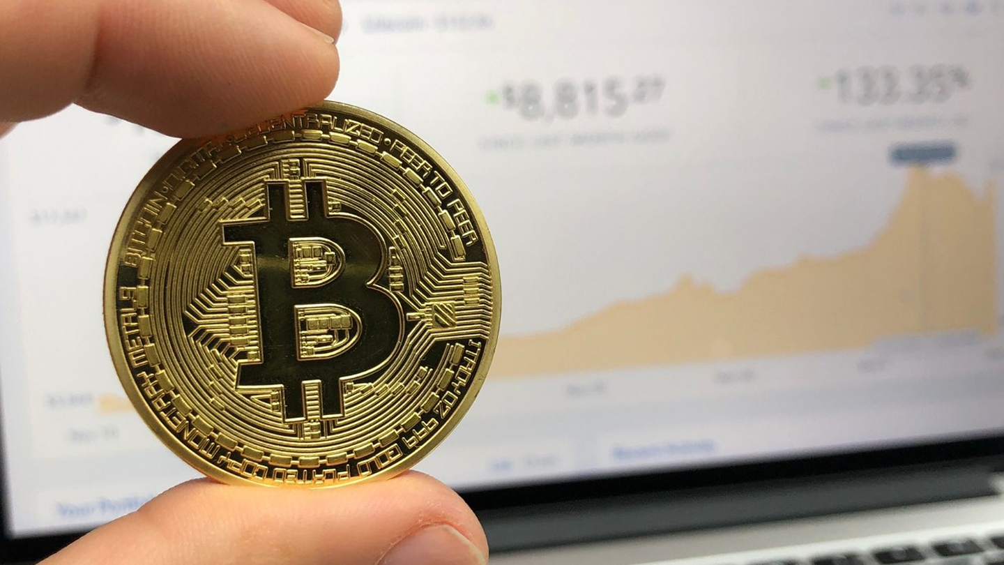 Bitcoin - Cryptocurrency Investing Masterclass - Online