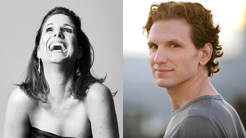 The Seth Concert Series: Stephanie J. Block and Sebastian Arcelus + Seth Rudetsky - Online