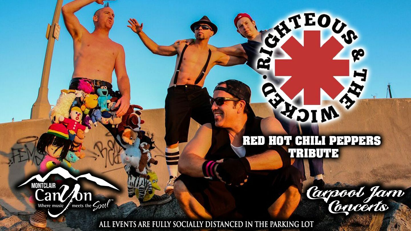 Parking Lot Concert: RHCP Tribute by Righteous & The Wicked