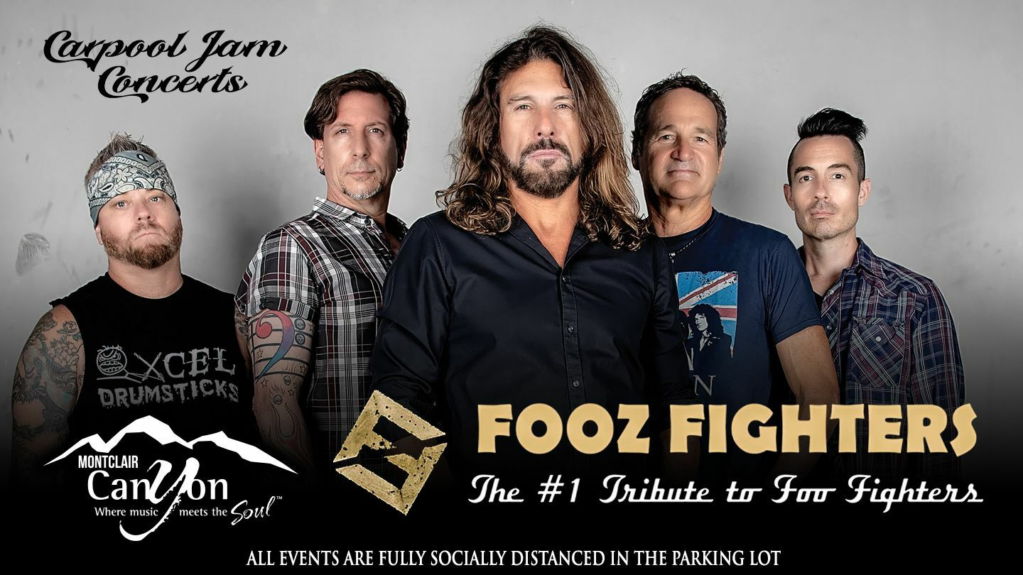 Concert In The Parking Lot: Foo Fighters Tribute by Fooz Fighters