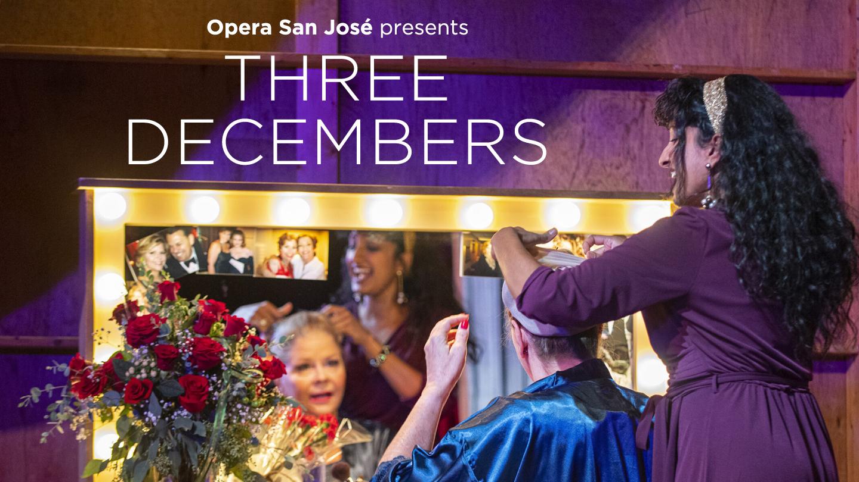"""Three Decembers"" -- Online"