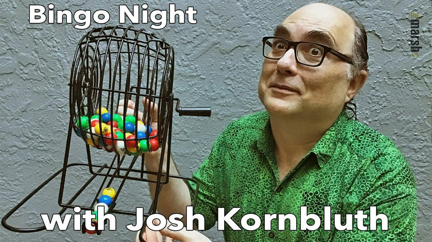 Bingo with Josh Kornbluth - Online