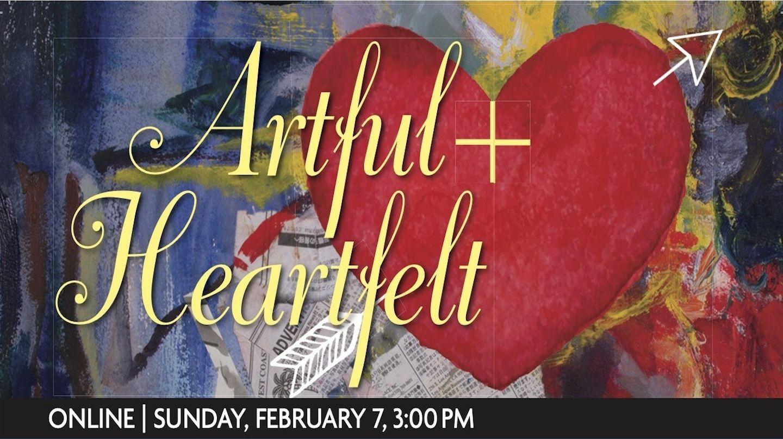 Artful & Heartfelt - Online