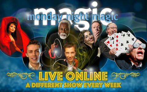 """Monday Night Magic"": Live Online"