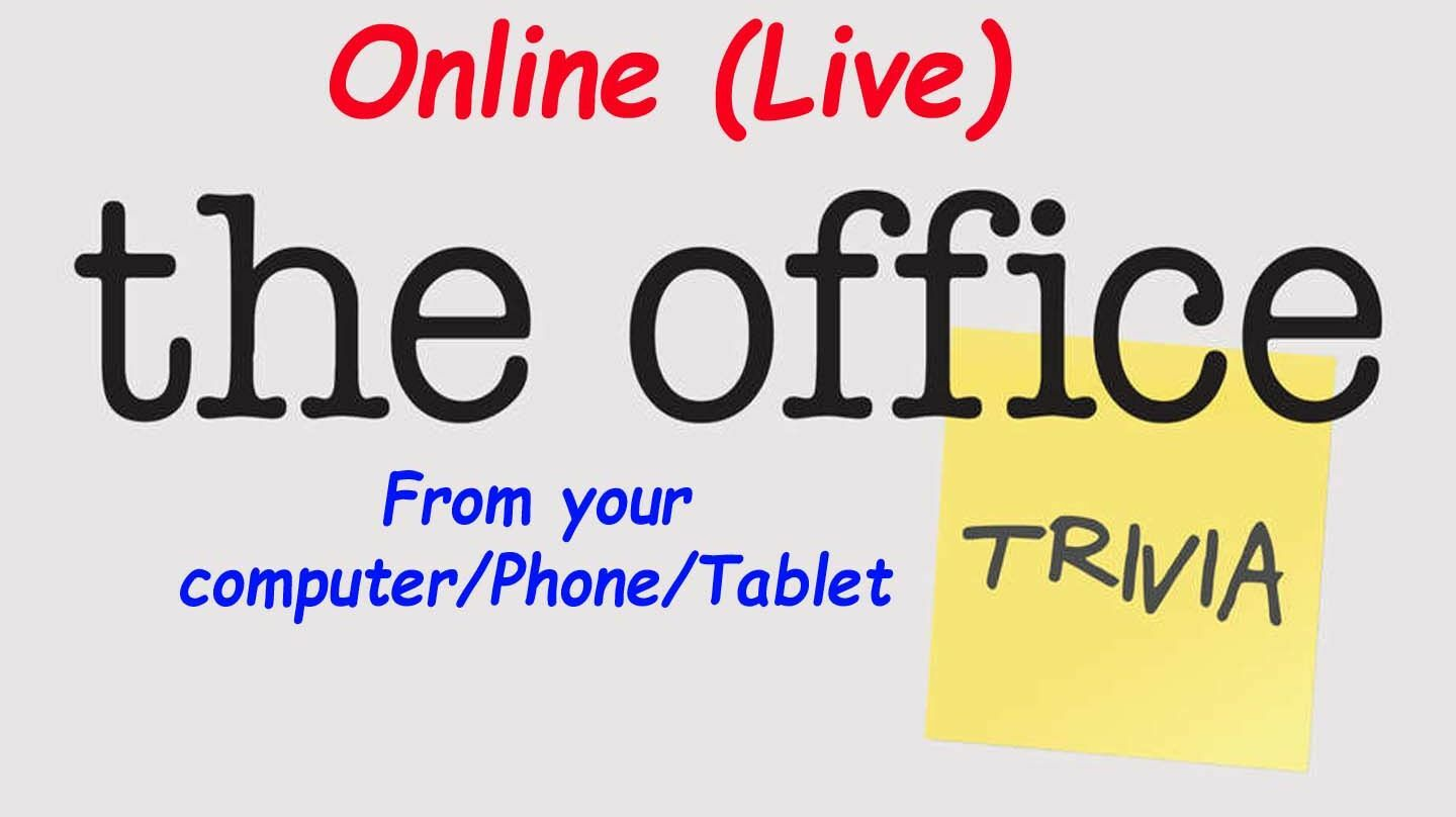 """""""The Office"""" Trivia -- Live Online"""