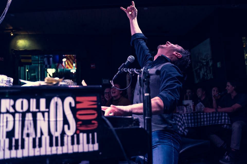 """""""Shake Rattle & Roll Dueling Pianos"""" -- COVID EDITION! Online"""