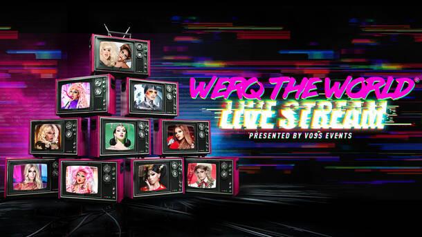 """Werq The World"": Stream"