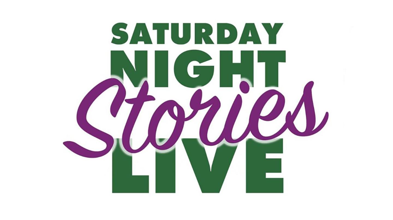 "We've Gone Virtual -- ""Saturday Night Stories Live"" Online"