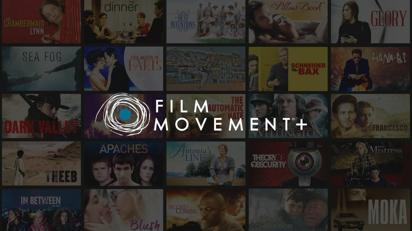 Film Movement Plus -- Streaming Subscription