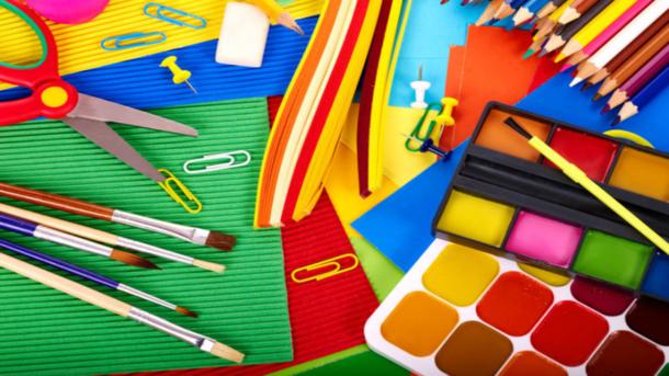 Kids Arts and Crafts Online Workshop
