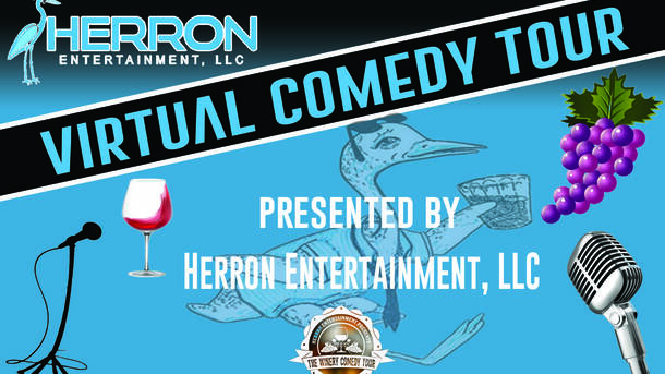 """Virtual Comedy Tour"""