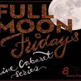 Online Cabaret Series: Full Moon Fridays With 42nd Street Moon