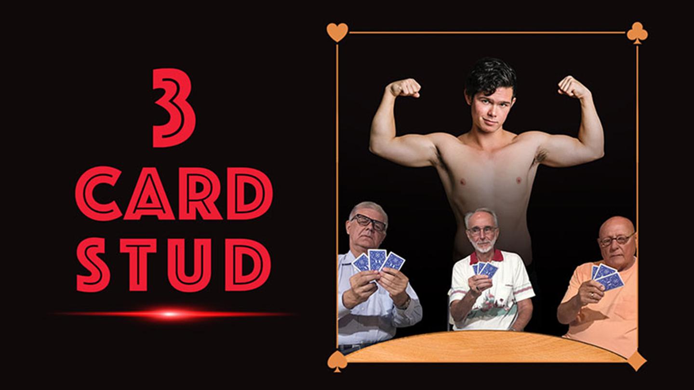 """3 Card Stud""-- Recorded Livestream"