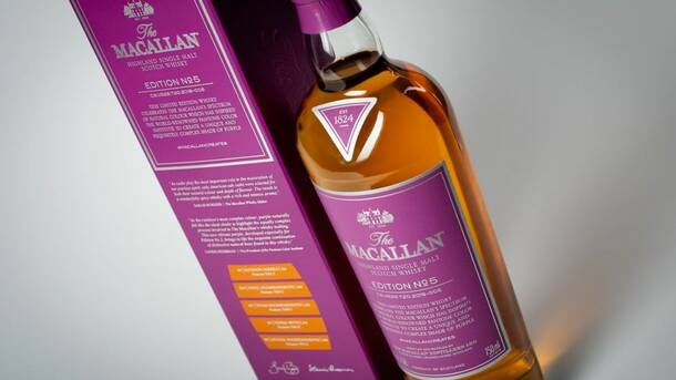 Whiskey Stories: The Mysteries Of The Macallan -- Virtual Event