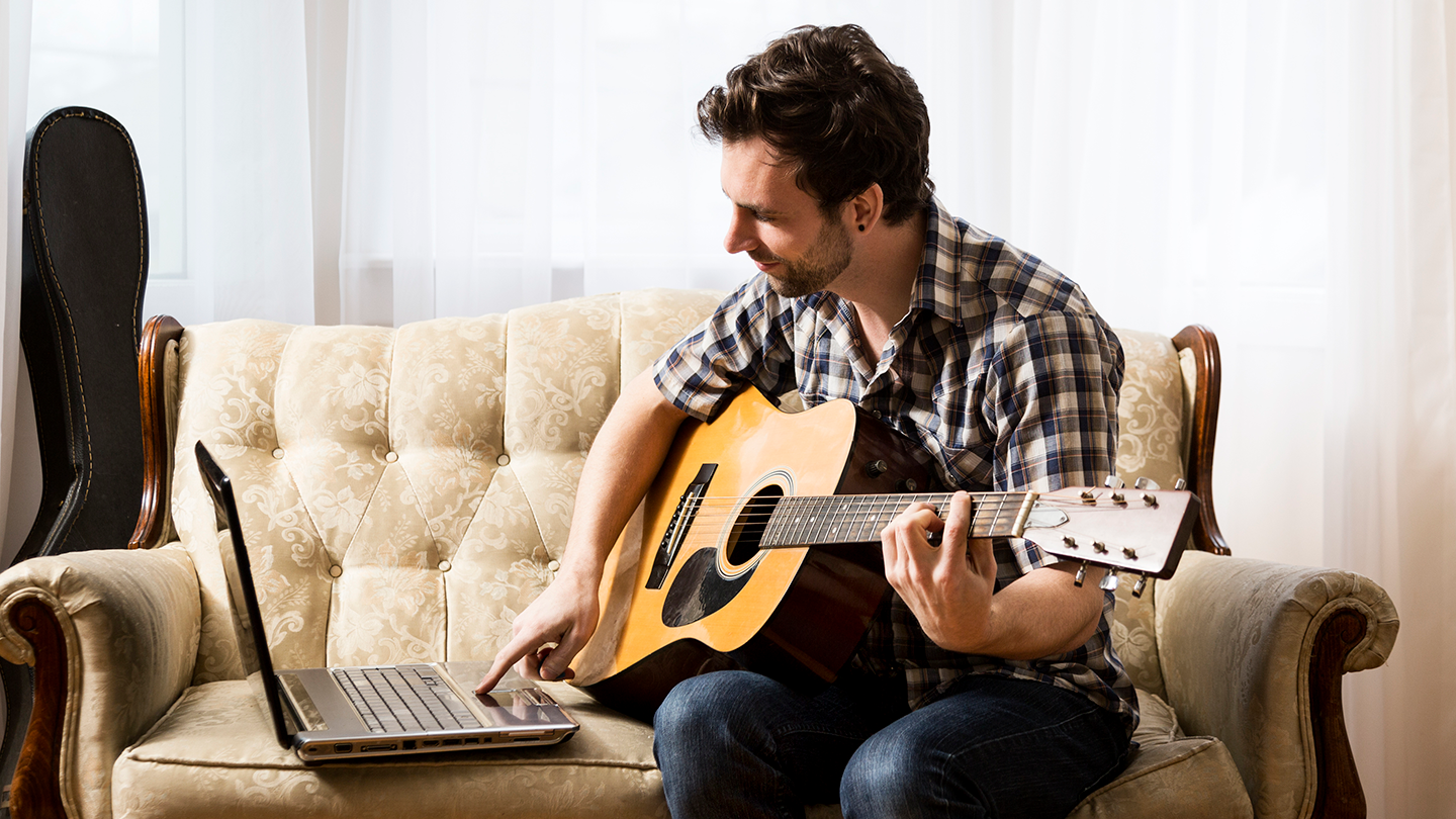 Online Guitar Classes With Jamorama