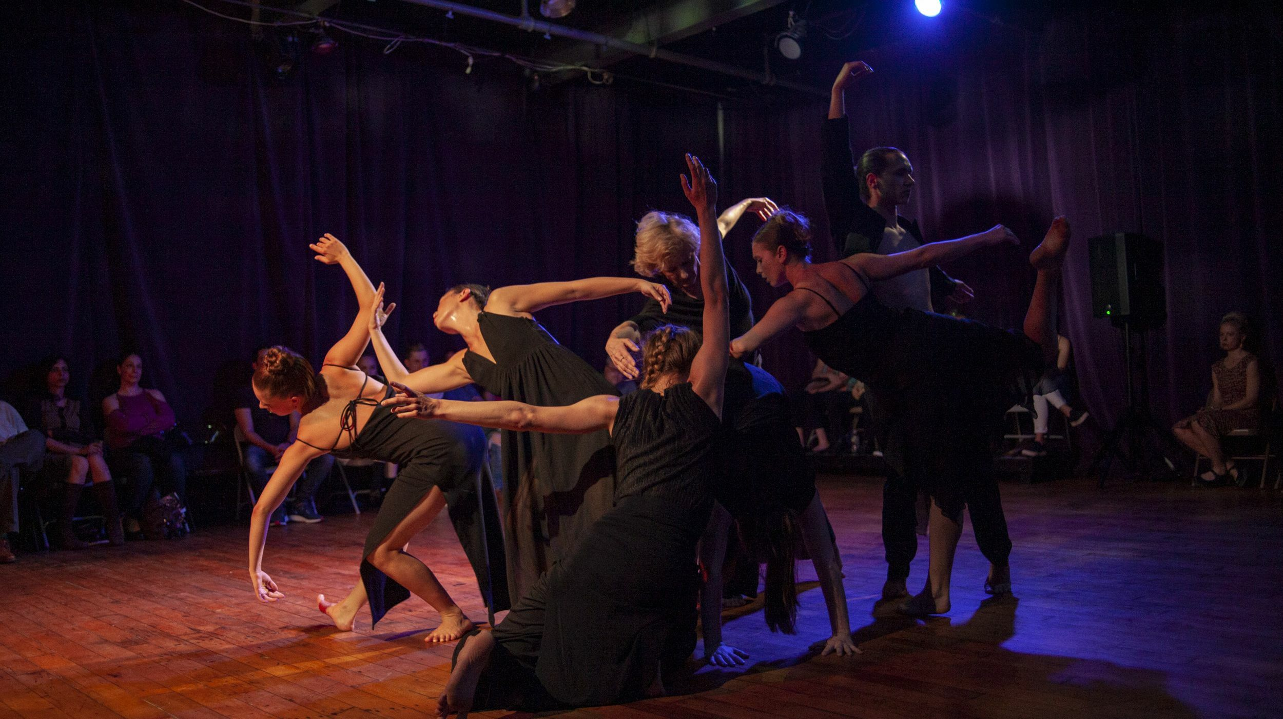 """Valerie Green/Dance Entropy in """"Everything"""": Online Performance"""