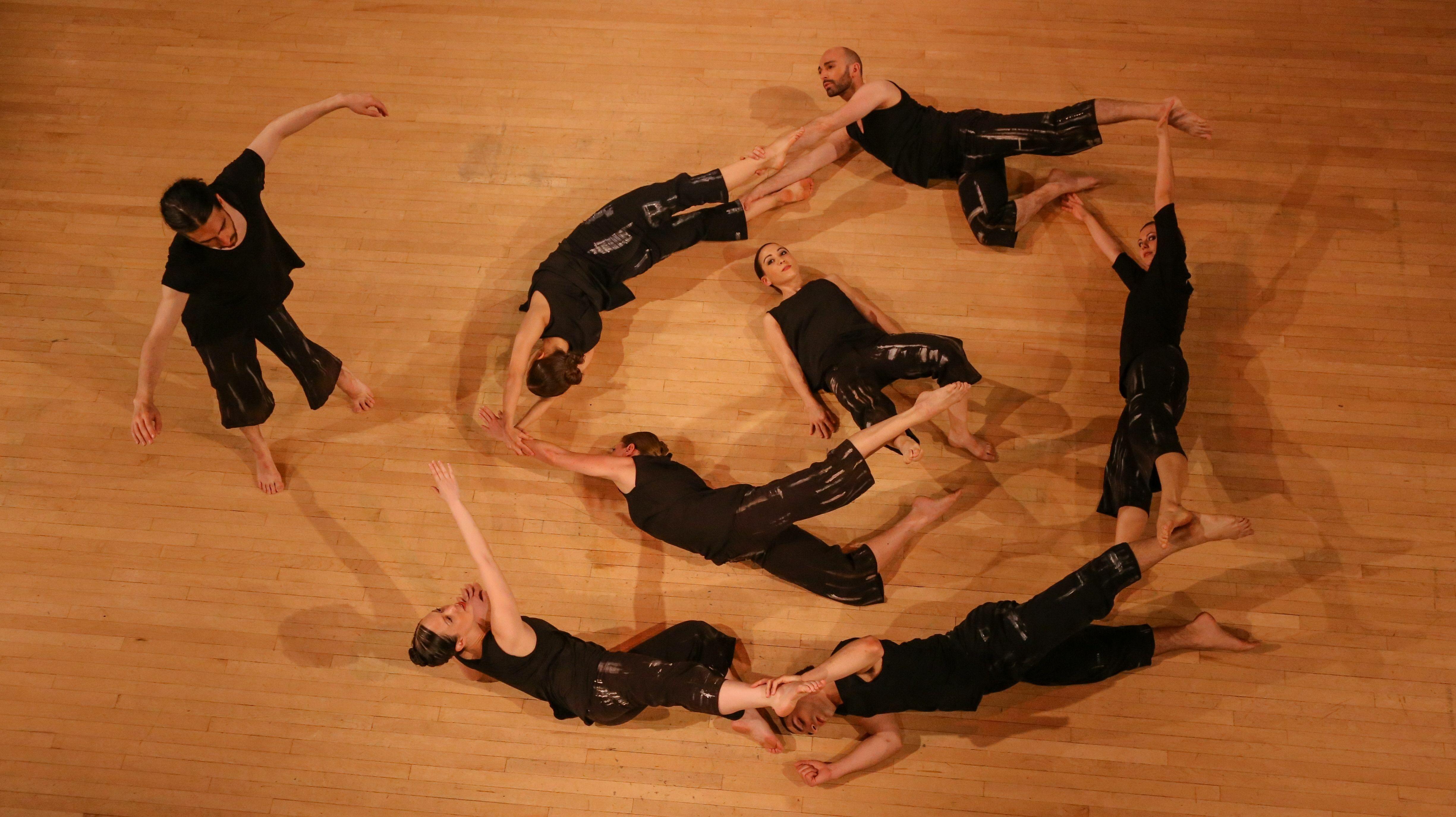 """Valerie Green/Dance Entropy in """"Impermanent Landscape"""": Online Performance"""