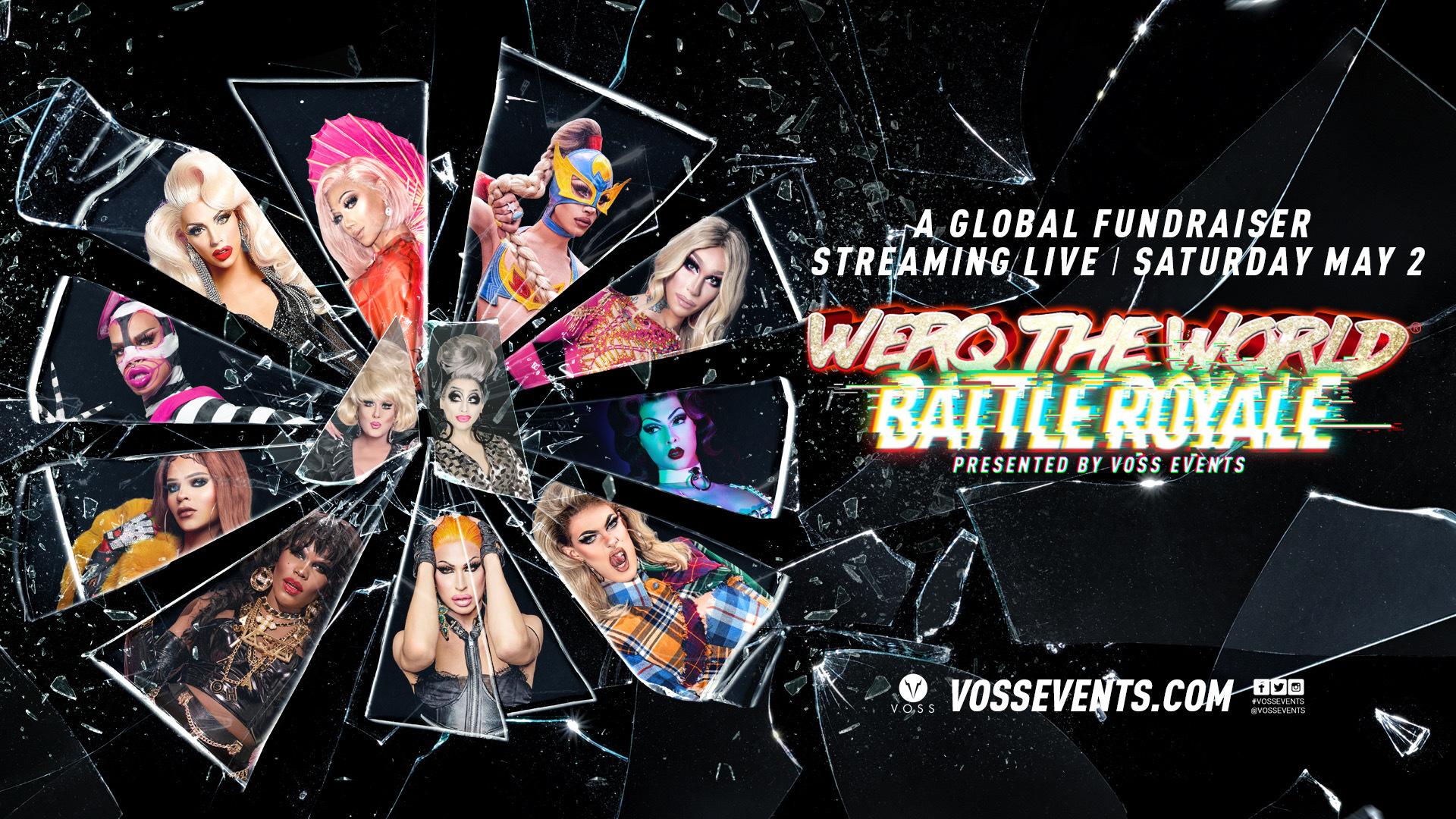 """Werq The World: Battle Royale"" — Stream"
