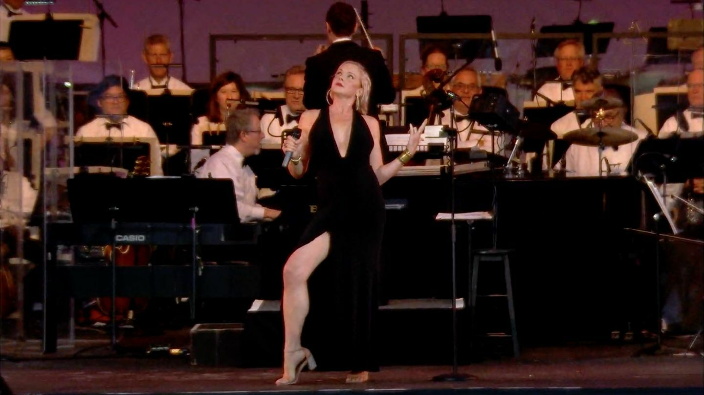 """""""Play at Home with the POPS"""": Storm Large"""