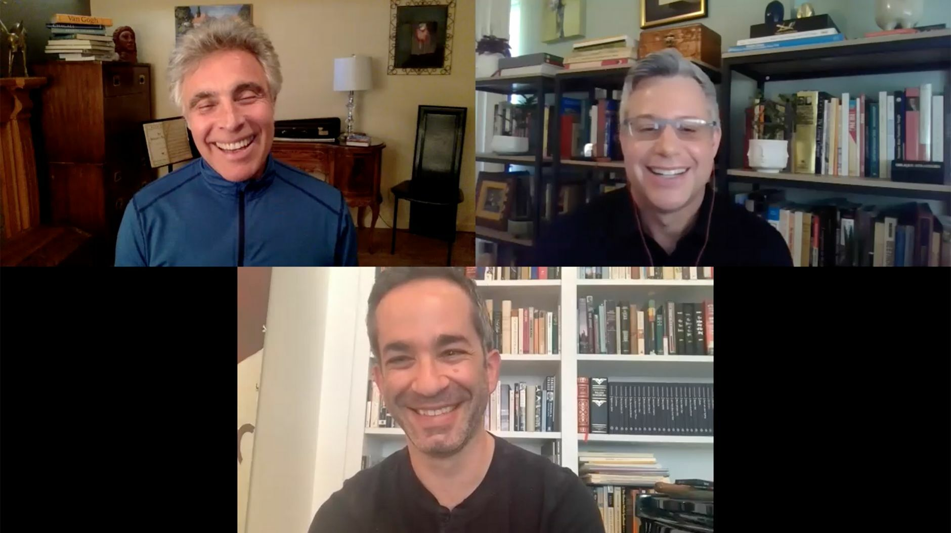 Pasadena Symphony In Conversation: Inon Barnatan -- Online