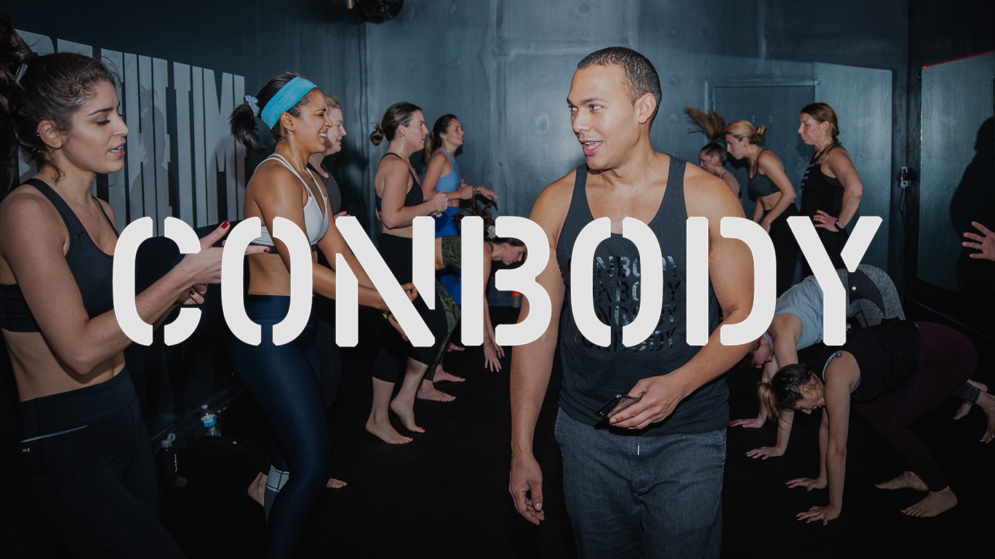 CONBODY: Online Fitness Bootcamp