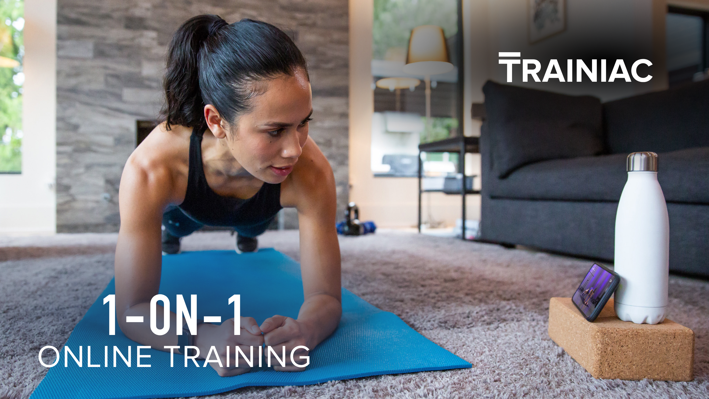 Trainiac: 1-on-1 Online Fitness Coaching