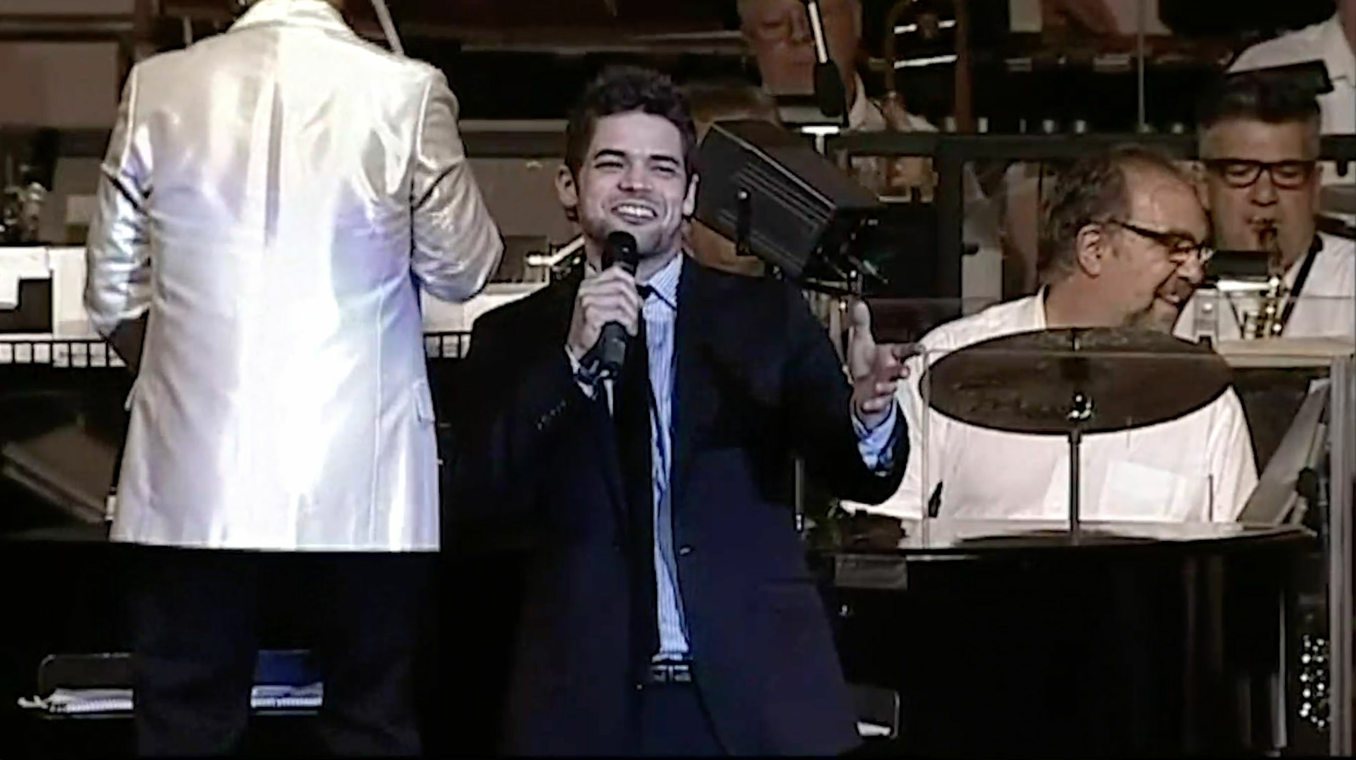 Play at Home with the POPS: Jeremy Jordan