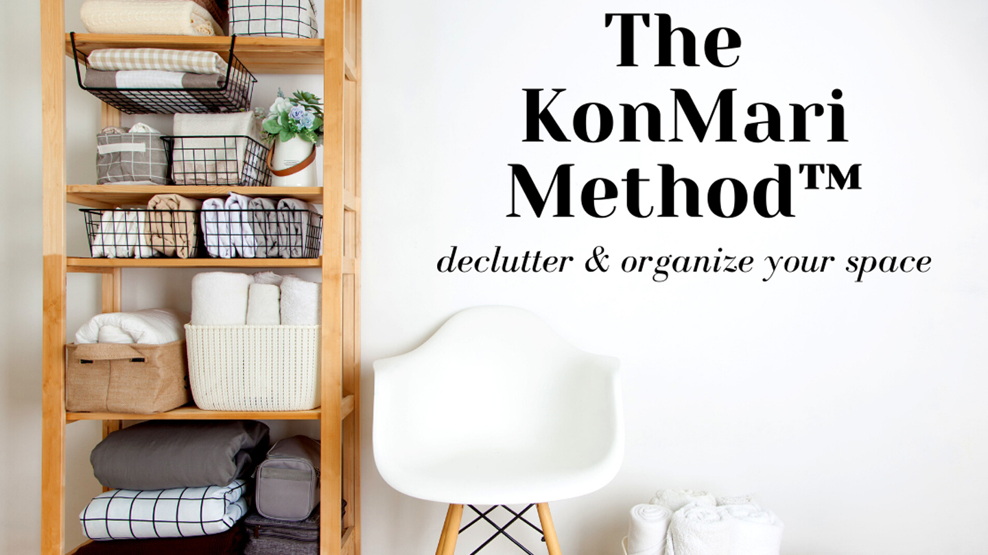Online 3-Hour Coaching Session With a Certified KonMari Consultant