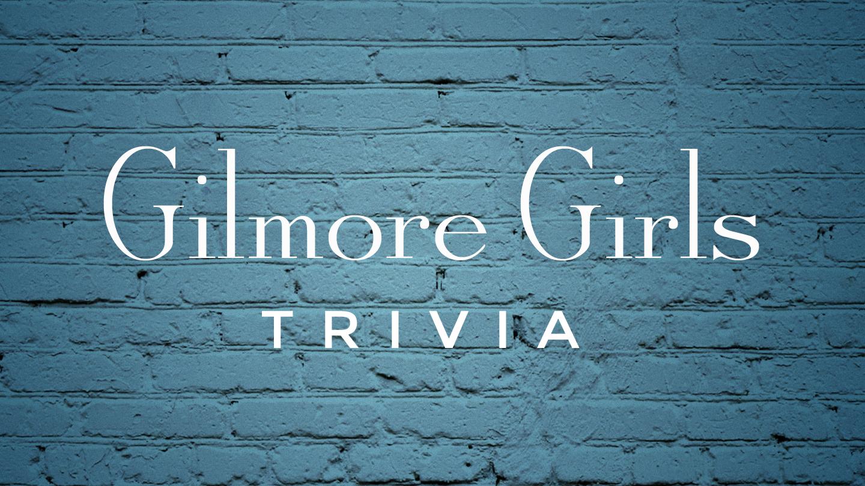 """Gilmore Girls"" Online Trivia Game"