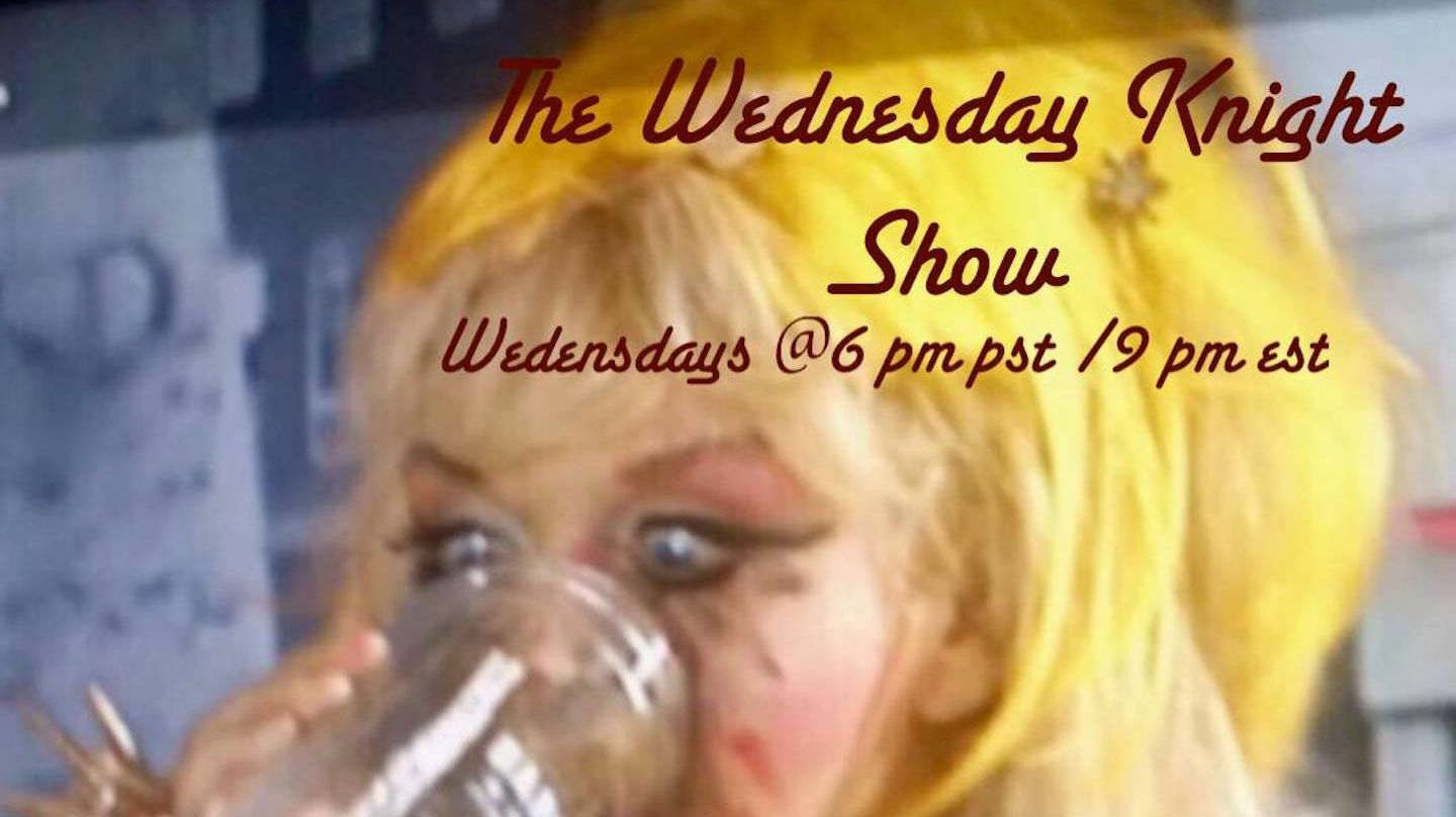 """""""The Wednesday Knight Show"""": Online Comedy Show"""