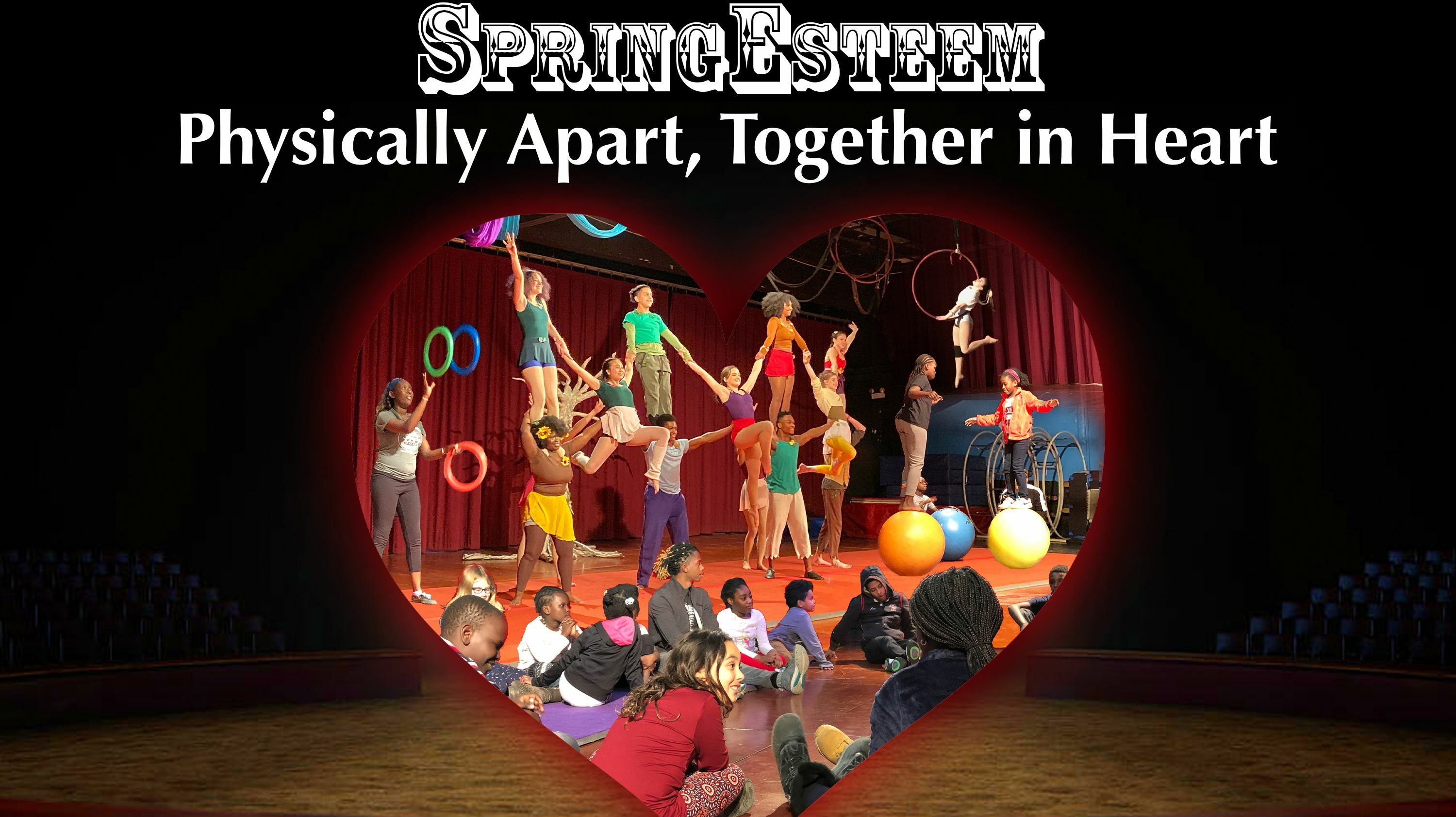 """""""SpringEsteem: Physically Apart, Together in Heart"""" -- Virtual Event"""