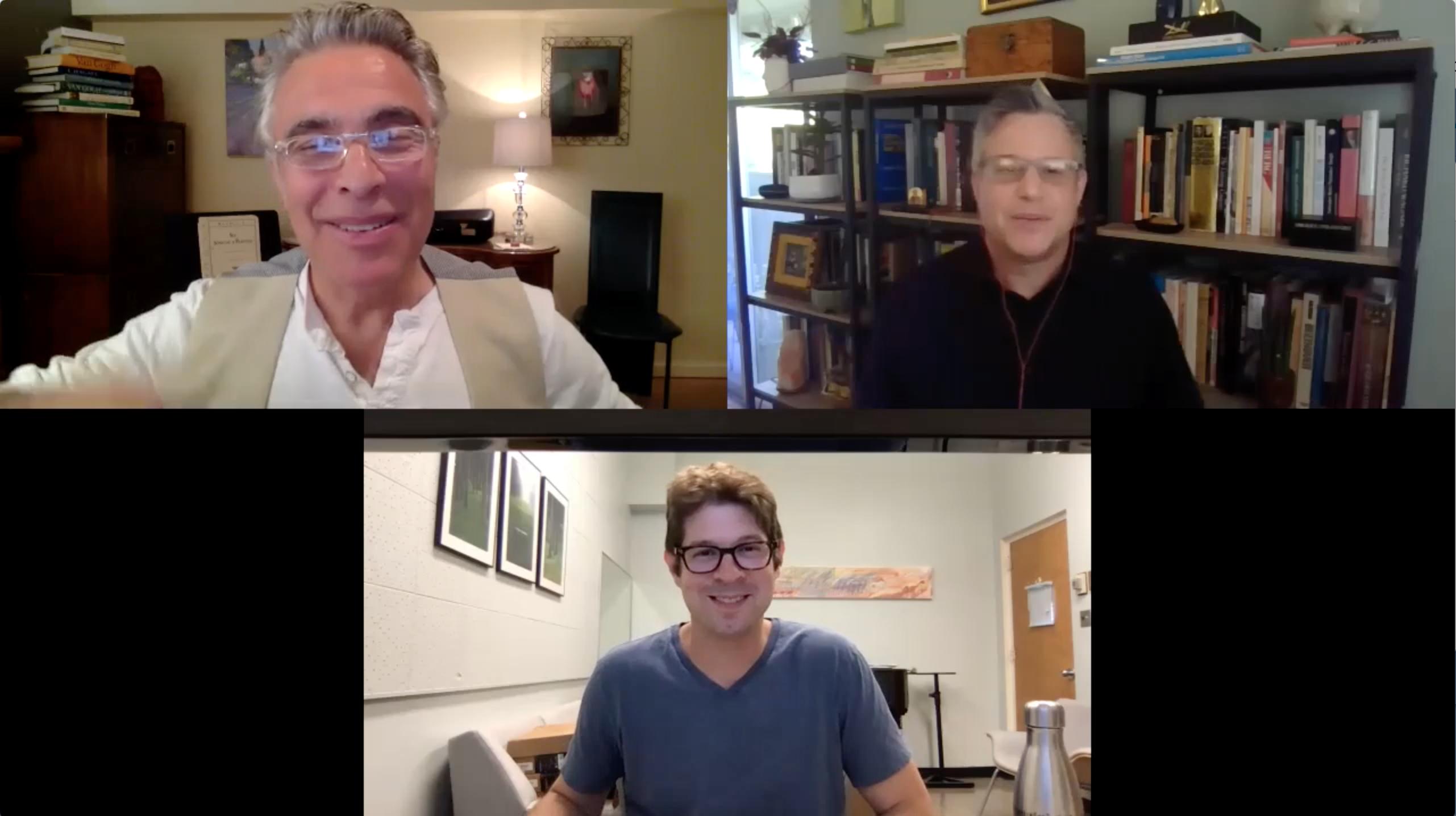 Pasadena Symphony In Conversation with Adam Schoenberg -- Online
