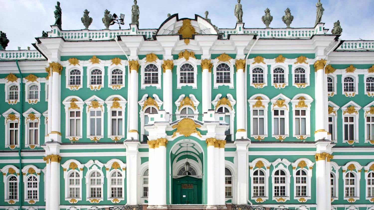 Virtual Tour of the Hermitage