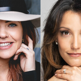 """Witches Talk """"Wicked"""": Flying High with Rachel Tucker and Caroline Bowman -- Online"""