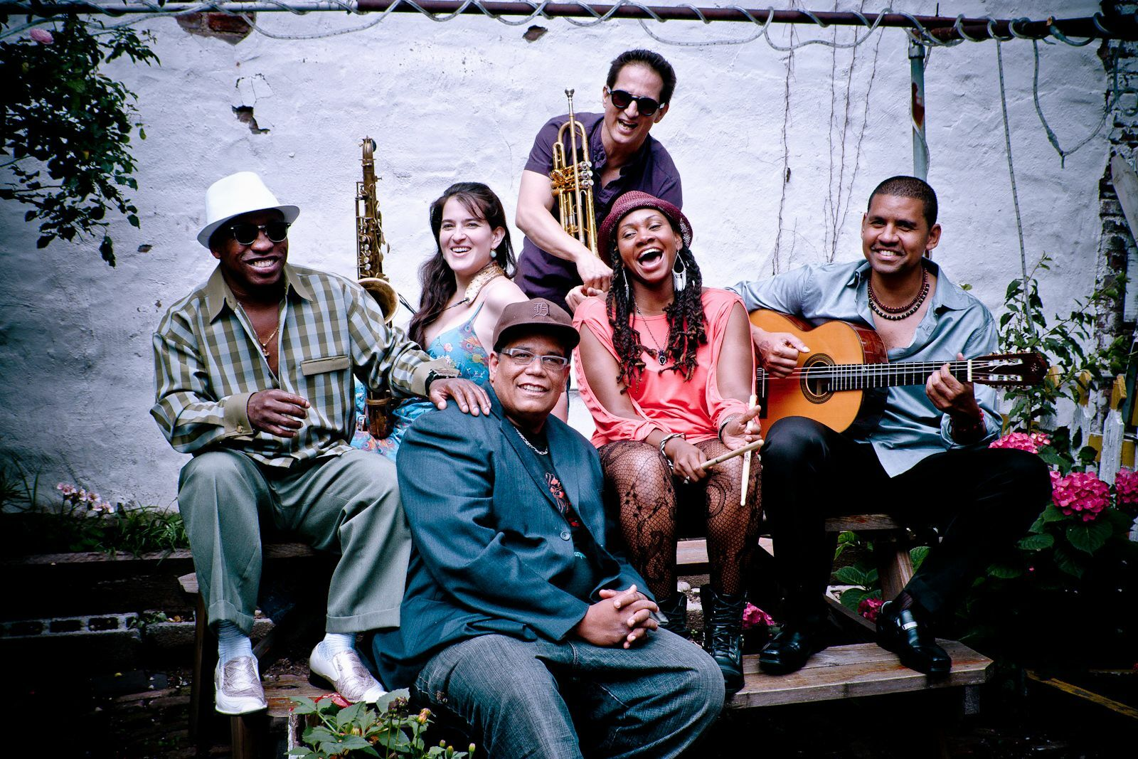 """""""The Show Must Go On"""": The Afro-Peruvian Sextet's Live Streaming Experience"""
