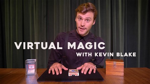"""Virtual Magic"" With Illusionist Kevin Blake"