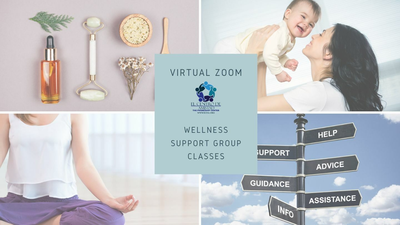 El Centro de Amistad Hosts Free Virtual Mental Health Support Groups