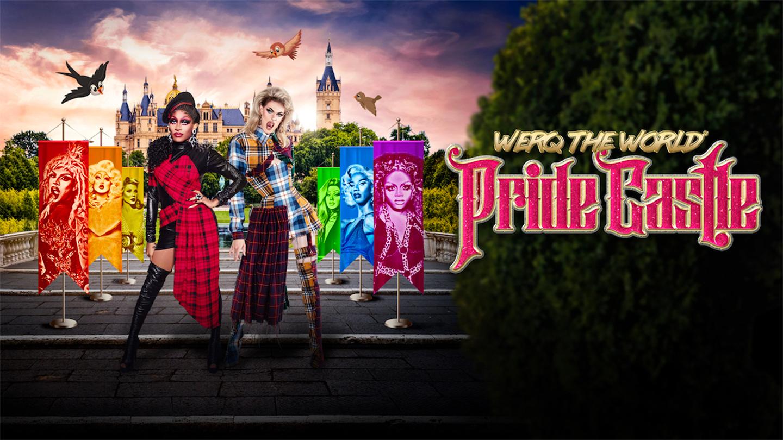 """""""Werq The World: Pride Castle"""" -- Online Stream"""