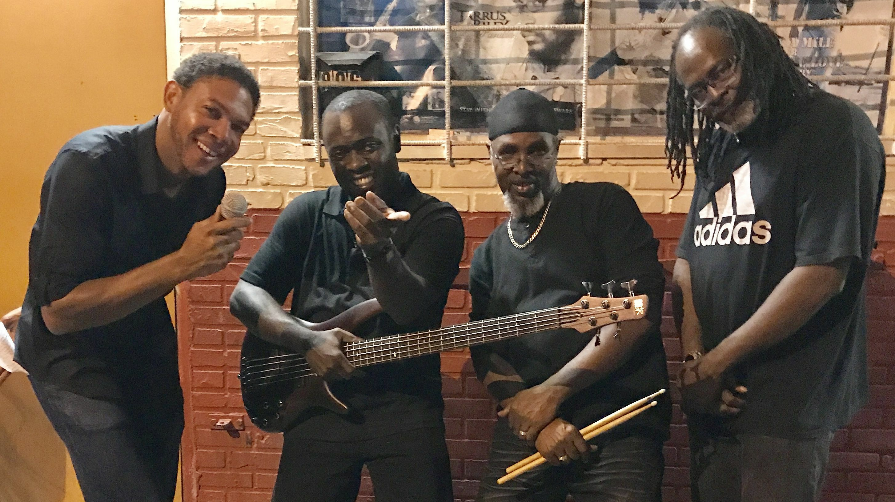 The Ifrolix Band Live in Florida -- Online Concert