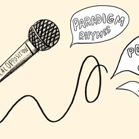 """Paradigm Rhymes"""": Online Poetry + Music Showcase"""
