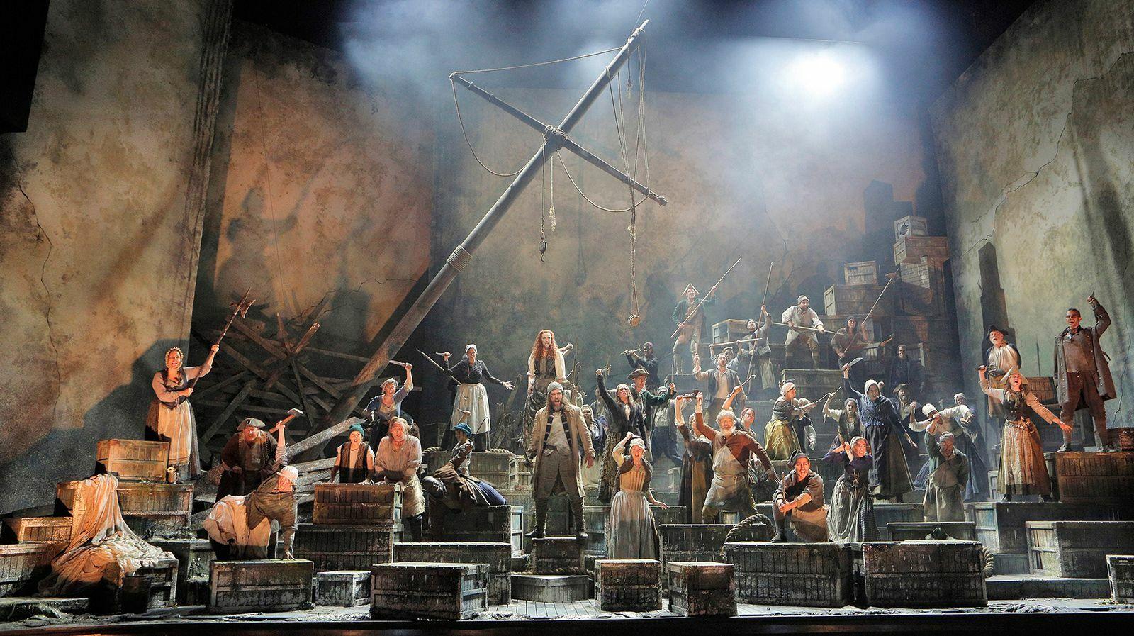 "Online Opera Stream: ""The Wreckers"""
