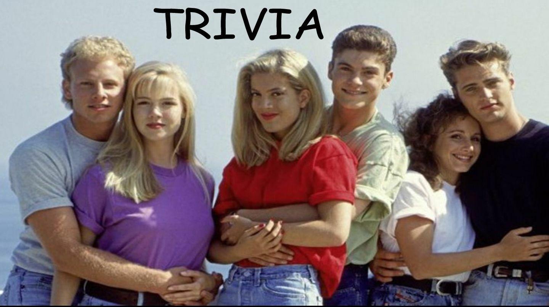 """""""Beverly Hills 90210"""" Online Trivia"""