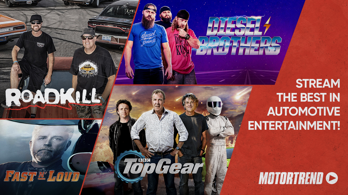 MotorTrend Streaming Service
