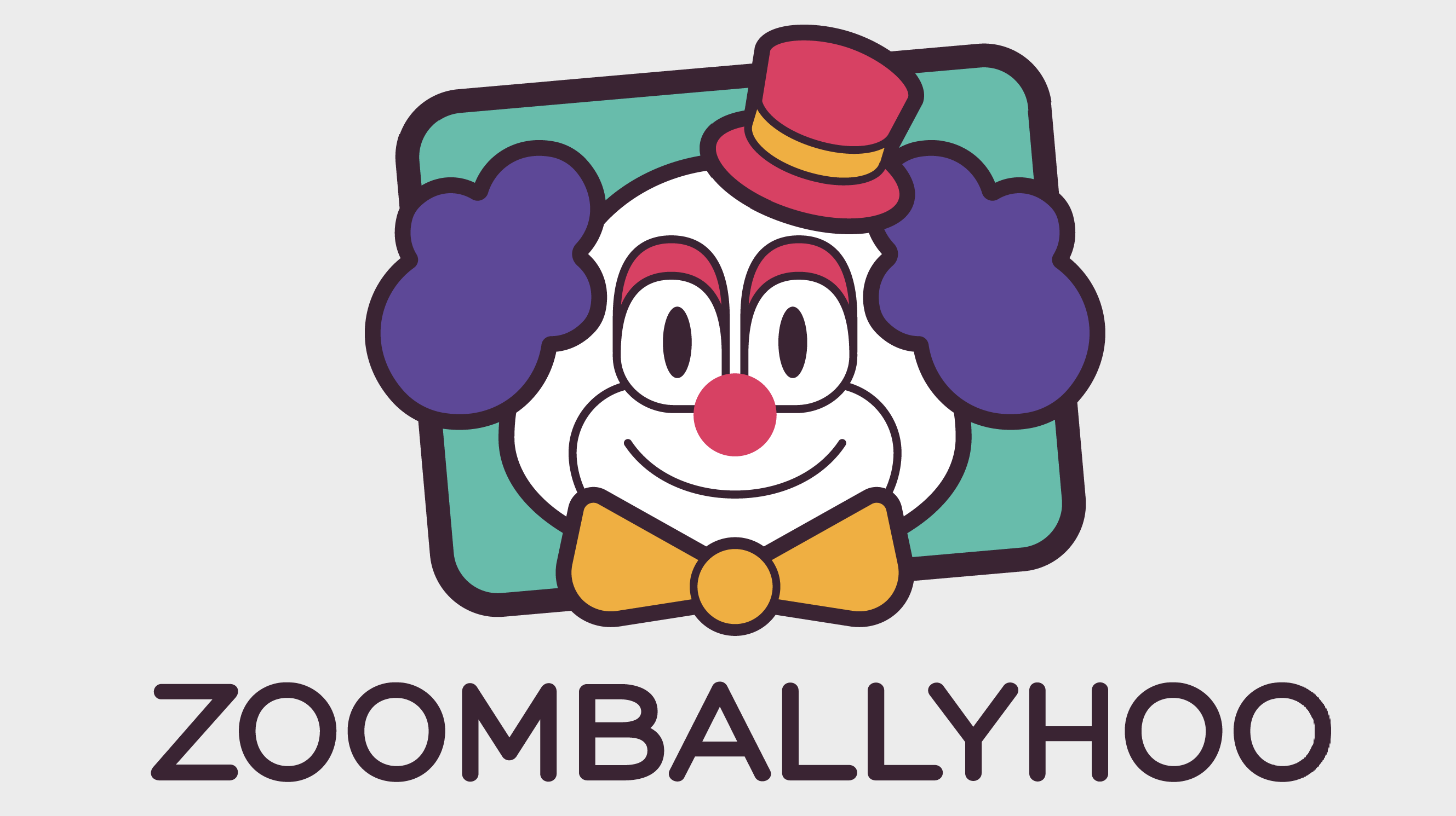 ZoomBallyhoo -- Clowns, Magicians and Ringmasters for Virtual Meetups