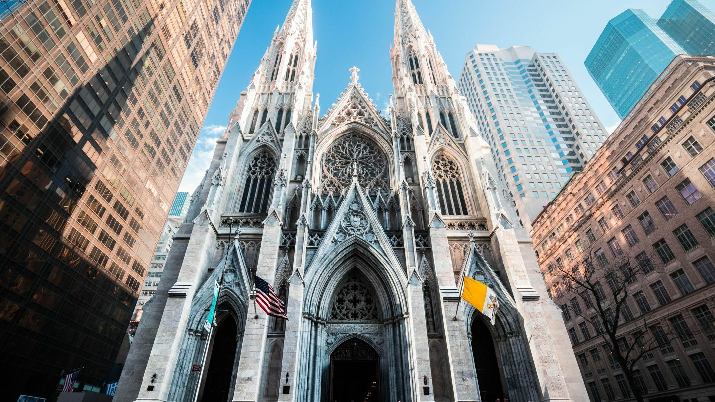 St Patrick's Cathedral Official Tour
