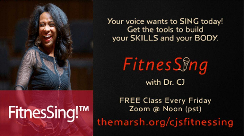 CJ's FitnesSing!™ -- Online