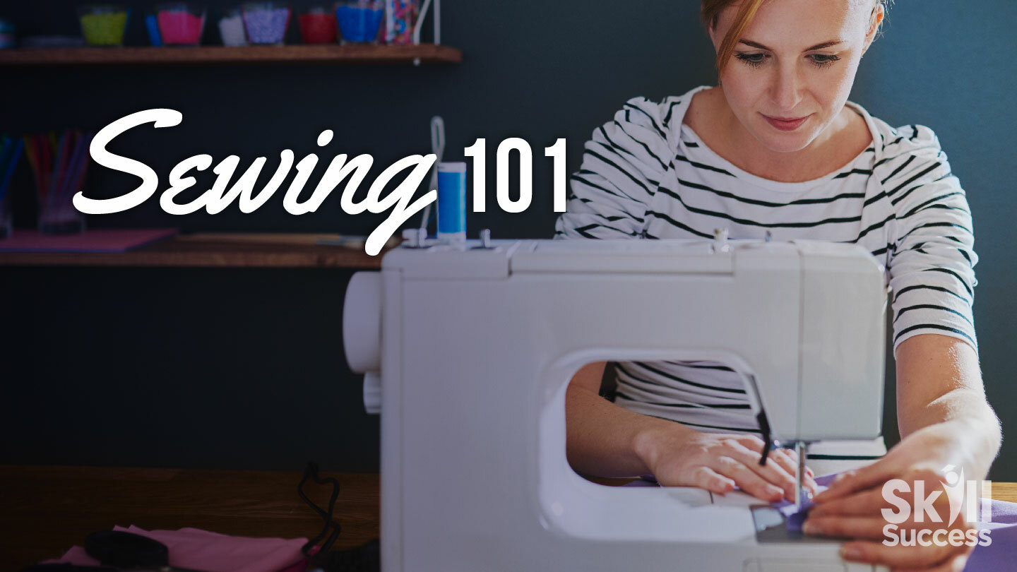 Sewing 101 Online Class