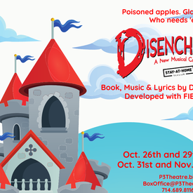 "Disenchanted!"" A New Musical Comedy - Stay-at-Home Version"
