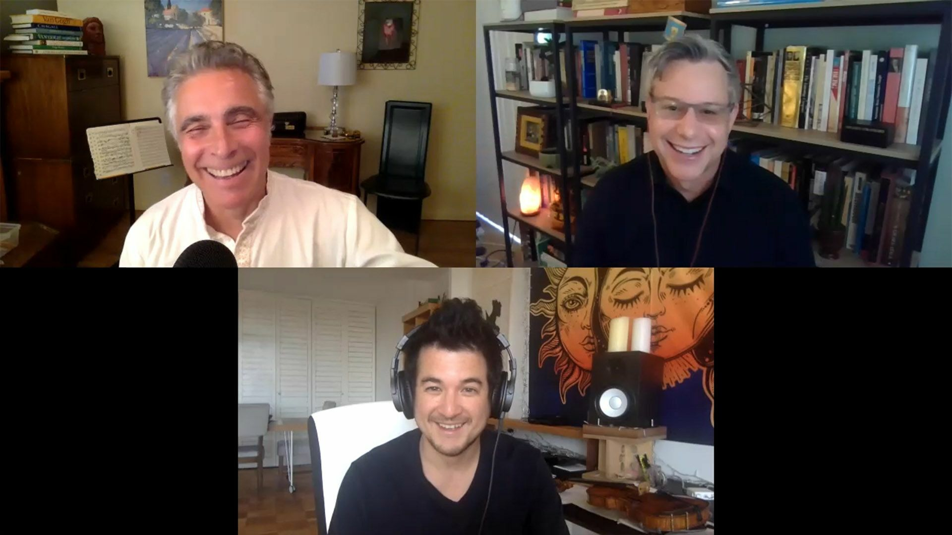 Pasadena Symphony In Conversation with Nick Kendall -- Online