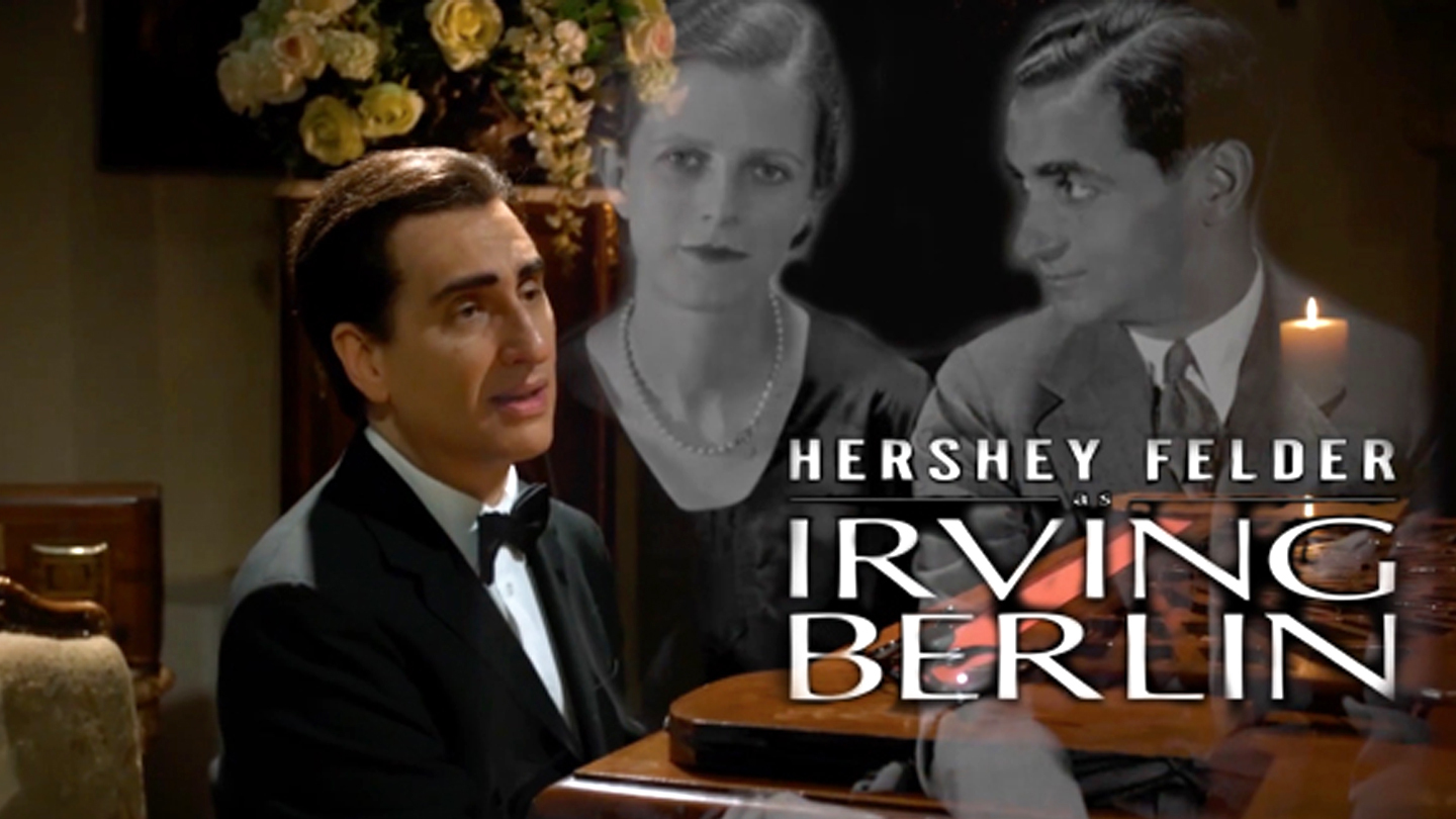 """""""Hershey Felder as Irving Berlin"""" -- A Recording of the Livestreamed Musical Event"""